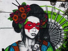 Amazing Street Art, part 20 photos in Art category, Art photos Graffiti Art, Chalk Drawings, Art Drawings, Street Art Madrid, Art Mural, Wall Art, Famous Street Artists, Statues, Art Gallery