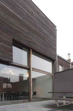 House T&A - Bruno Vanbesien architects