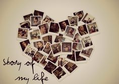 I want to make an instagram heart on my wall, what do you guys think? (: x