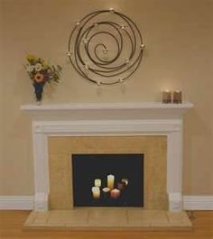 Fireplace Decorating Ideas - Bing Images