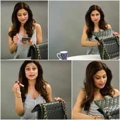 EXCLUSIVE: Shamita Shetty reveals what's in her bag and it is basically what all girls need!