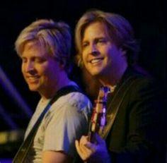 Gunnar and Matthew Nelson