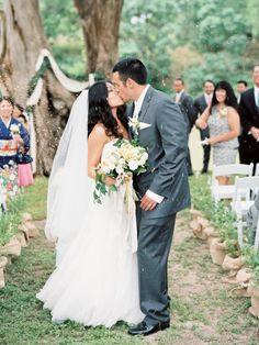 Elegant and Organic Texas Ranch Wedding