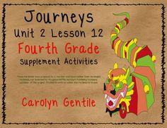 the big race journeys unit 3 lesson 14 first grade supplements activities activities common. Black Bedroom Furniture Sets. Home Design Ideas