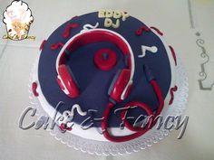 Torta per DJ