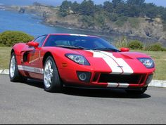 Ford Gt Owners Manual Ford Initial Showed A Gt Concept In Detroit At The