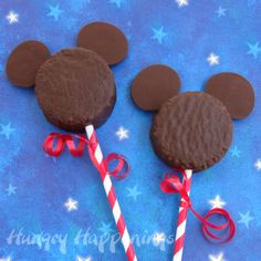 Hungry Happenings: Lollipop Recipe