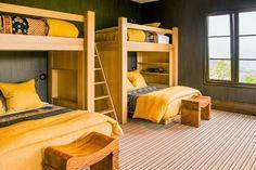 World of #Architecture: Modern Mountain #House in #Aspen, #Colorado   #worldofarchi #home #mountainhome #bedroom