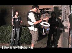 Técnicas Cinematográficas