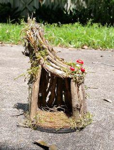 Fairy Garden House Fairy Garden House Fairy House Terrarium