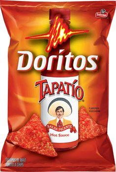 Tapatio Doritos =D