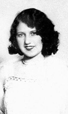 Didi Caillet, musa curitibana. Foi eleita Miss Paraná em 1929