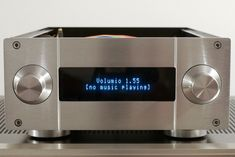 Digital Music Player with Raspberry Pi and Volumio