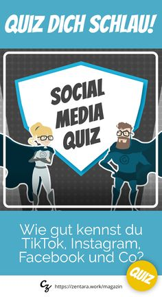 Jedes Monat neu, das Content Zine Quiz. Dieses Mal: Für alle Social Media Fans und Influencer - Wie gut kennst du TikTok, Instagram, Facebook und Co? #quiz #socialmedia #onlinemarketing Marketing Trends, Content Marketing, Online Marketing, Zine, Influencer, Quiz, Monat, Social Media, Instagram