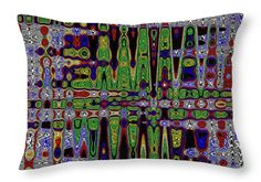 """Jancart # 9532-4 Throw Pillow (20"""" x 14"""") by Tom Janca.  Our throw pillows are made from 100% spun polyester poplin fabric and add a stylish statement to any room.  Pillows are available in sizes from 14"""" x 14"""" up to 26"""" x 26"""".  Each pillow is printed on both sides (same image) and includes a concealed zipper and removable insert (if selected) for easy cleaning."""