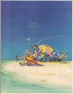 Blanchon - L'Équipe Magazine - samedi 10 juillet 2004 - N° 1154