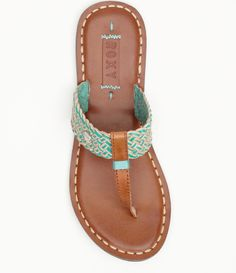 pisco leather sandals