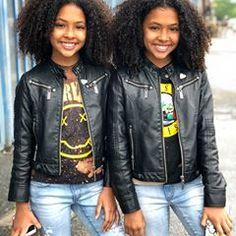 Shop the Lux Littles tees Black Twins, Black Baby Girls, Cute Baby Girl, Fashion Kids, Babies Fashion, Cute Twins, Cute Babies, Beautiful Black Women, Beautiful Children