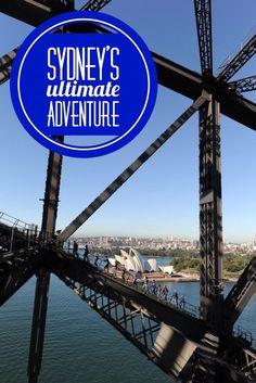 Sydney's ultimate adventure BridgeClimb Sydney