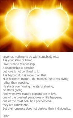 the Truth about Love...and the open secret always available and patiently waiting to be discovered.