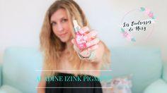 Encre Izink Pigment - Les techniques