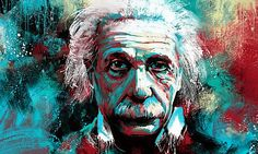 Segura essa,meu caro Einstein...