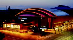 The U.S. Cellular Arena offers an on-site caterer and 24,000 square feet of space for banquets and exhibits.