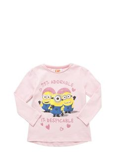 Universal Studios Despicable Me Minion T-Shirt at F&F Clothing