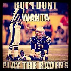 Shocker! Tom Brady Whining Like a Little Baby!!!