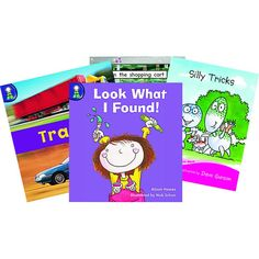 RIGBY LEVELED READERS LEVELS A - C