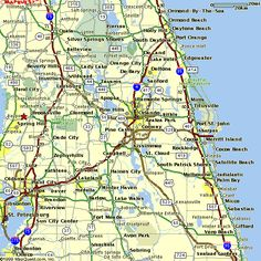 Road Map Of Central Florida.13 Best Florida Images In 2014 Florida Map Bing Images