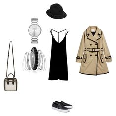 """""""1"""" by ladynataa on Polyvore featuring мода, Vans, RVCA, RED Valentino, Avenue, Marc by Marc Jacobs, Kate Spade и Alexander McQueen"""