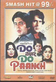 Do Aur Do Paanch Movie Watch Online Free. Two rival burglars end up at the same school with the intent of abducting a rich man's son for a large ransom.