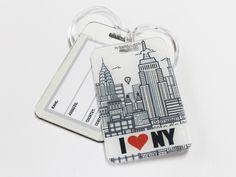 Tag de Mala I Love NY