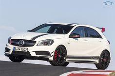 Mercedes-Benz CLA 45 AMG 2013: First Drive