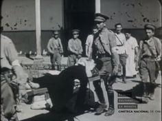 Terremoto de Chillán. Documental, 1939