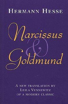 Narcissus & Goldmund - Herman Hesse