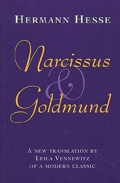 Narcissus & Goldmund - Herman Hesse. Um dos livros da minha vida!
