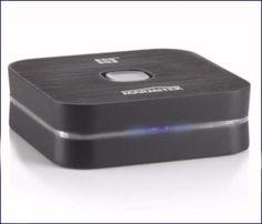 Met de Marmitek BoomBoom 80 maakt u uw analoge audio-installatie geschikt voor het draadloos afspelen van muziek. Muziek of internetradio zendt u gemakkelijk draadloos vanaf uw smartphone, tablet of laptop naar uw versterker met 3,5 mm AUX-ingang. De BoomBoom 80 beschikt over NFC. Dit betekent dat hij direct koppelt als u uw smartphone of tablet erlangs beweegt, mits uw telefoon of tablet NFC ondersteunt.  http://www.vego.nl/marmitek_multimedia/boomboom-80/boomboom-80.htm