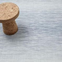 Chilewich : Floor : Woven Floormats : Wave : Blue