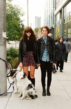 street style byToronto Street Fashion.