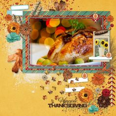 Giving Thanks Digital Scrapbook Kit By Dandelion Dust Designs - Happy Thanksgiving! This kit is full of wonderful autumn elements and papers - perfect for Thanksgiving or any fall themed photos. Dee Dee, Autumn Theme, Give Thanks, Happy Thanksgiving, Layout Design, Digital Scrapbooking, Tuesday, Dandelion, Thankful
