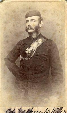 Lt Col NORTHEY KILLED GINGINDLOVU ZULU WAR