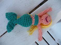 Simple mermaid pattern from Coryn's Cat Club!