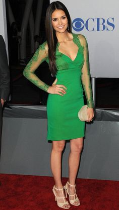 This would be my choice for a St. Patricks Day dress!