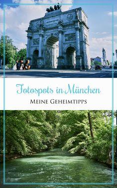 Geheimtipps und schöne Orte, an denen man in München tolle Fotos schießen kann. #münchen #munich #foto #photography #sightseeing #travelling
