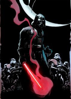 Darth Vader #1 by Whilce Portacio