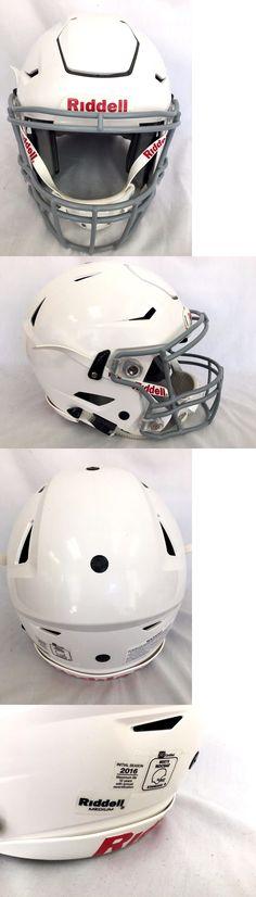 Helmets and Hats 21222: 2016 Riddell Youth Speedflex Football Helmet Size M - Dk3_58 -> BUY IT NOW ONLY: $265.95 on eBay!