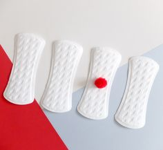 Nuestras Nur Salvaslip - Núcleo y superficie de algodón 100% orgánico | transpirables | hipoalergénicas | plástico bio-compostable | libre de cloro y perfumes #menstruaciónsostenible #ecológico #proyectonur