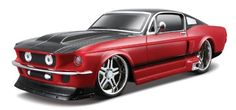 Maisto R/C 1:24 1967 Ford Mustang - Colors / Mhz May Vary Maisto,http://www.amazon.com/dp/B000HH6KFA/ref=cm_sw_r_pi_dp_ZVwKsb1K5YW1EQ2S